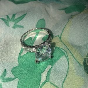 Charles Winston Cocktail Ring